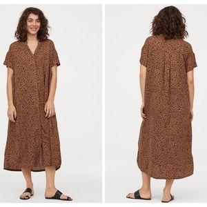 SS19 H&M KAFTAN DRESS